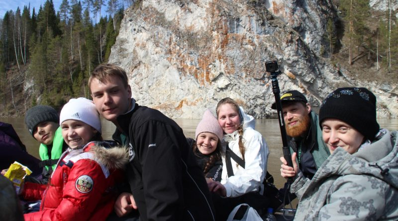http://vestnikkladez.ru - сплав по реке Серебрян