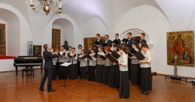 http://vestnikkladez.ru - Молодёжный хор Патриаршего центра