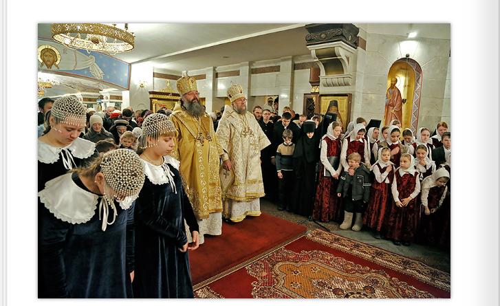 http://vestnikkladez.ru - воспитанники церковно-приходских школ