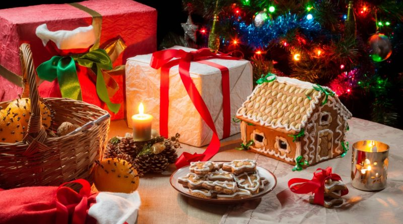 http://vestnikkladez.ru - акция «Рождественский подарок»