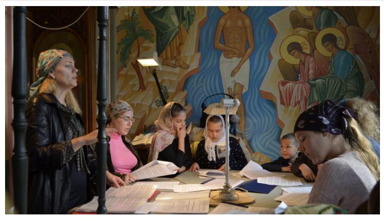 http://vestnikkladez.ru - «детские» богослужения