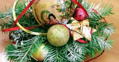 "http://vestnikkladez.ru - мастер-класс: ""Рождественский подарок"""
