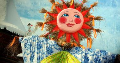 """http://vestnikkladez.ru - Детская театрализованная программа """"Масленица"""""""