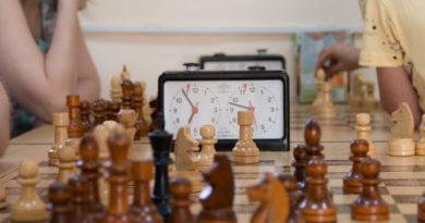 пасхальный шахматный турнир