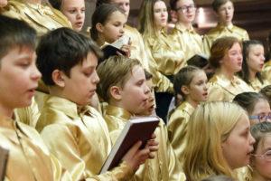 набор певчих в детский хор