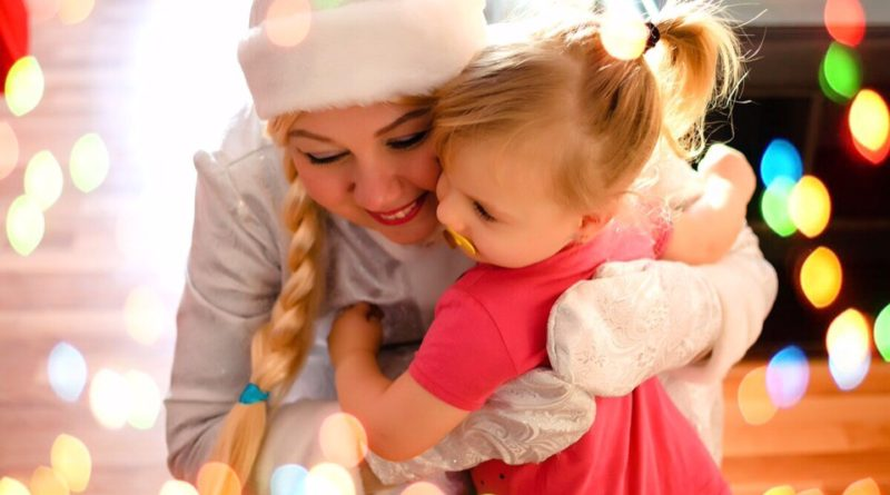 новогодние подарки для нуждающихся детей