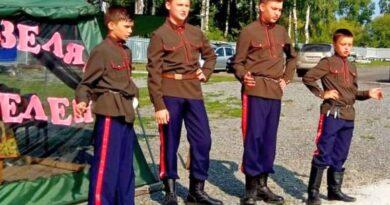 военно-патриотический клуб «Наследие»
