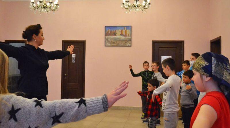 набор в танцевальный класс