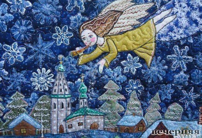 конкурс на рождественскую историю