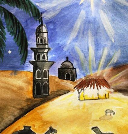 «Вслед за Рождественской звездой»