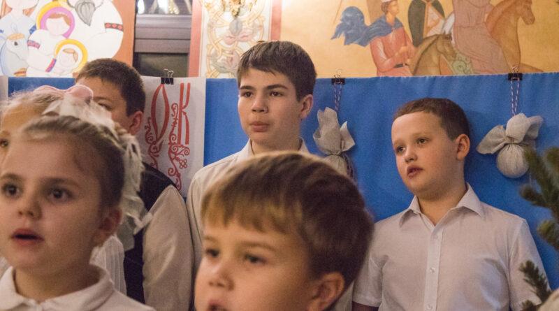 Детская воскресная группа