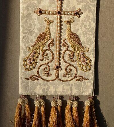 курс церковного орнаментального шитья