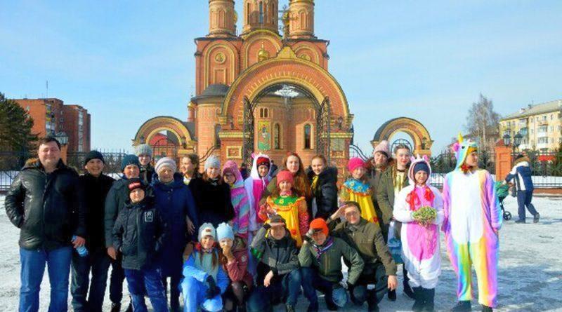 Православный молодёжный клуб «Доброе дело»