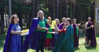 детский православный лагерь «Роднички»