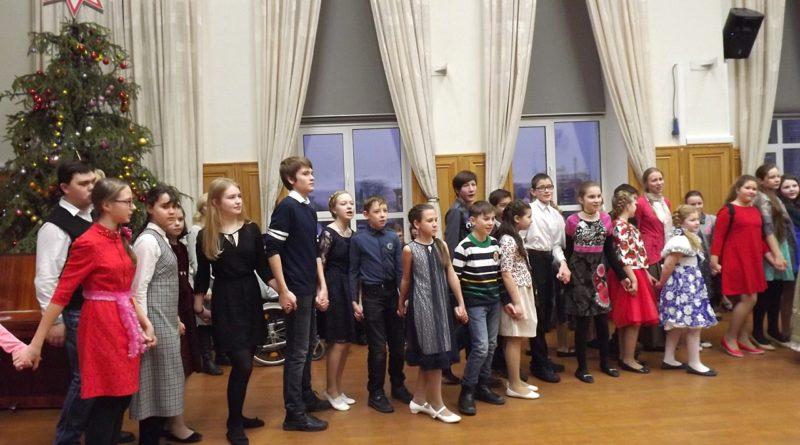 Vestnikkladez.ru - Рождественская вечерка для православных подростков