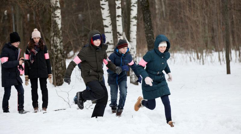 """http://vestnikkladez.ru -Зимний лагерь """"СТРАТЕГИЯ 45: ПУТЬ ВОИНА"""""""
