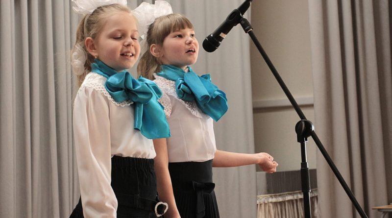 http://vestnikkladez.ru - Великопостный концерт воспитанников воскресных школ