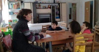 http://vestnikkladez.ru - занятия с детьми-сиротами