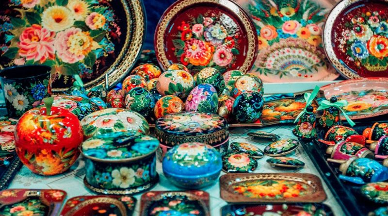 http://vestnikkladez.ru - XI ярмарка мастеров «Иван-да-Марья»