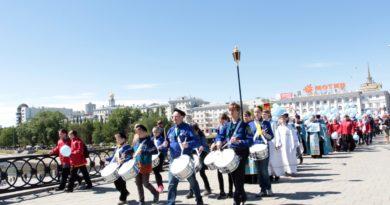 http://vestnikkladez.ru - Детский Крестный ход