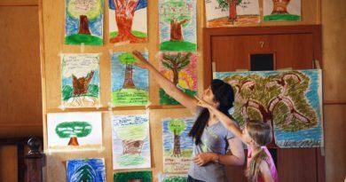 http://vestnikkladez.ru - летний городской лагерь на исследовательскую программу «Древо семьи»