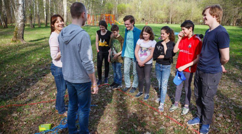 http://vestnikkladez.ru - подростковый Клуб «Пилигримия»