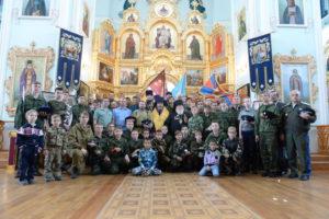 http://vestnikkladez.ru - III епархиальный слет казачьих кадетов состоится в Салаватской епархии