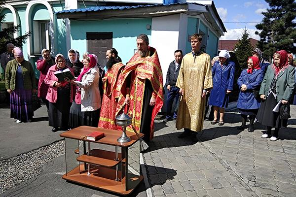 http://vestnikkladez.ru - открытие Центра гуманитарной помощи