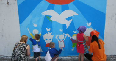 http://vestnikkladez.ru - акция «Рисуем счастье: много деток – хорошо»