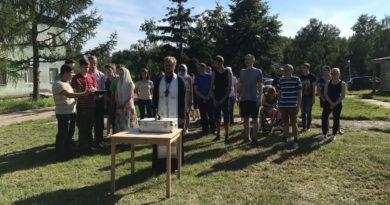 http://vestnikkladez.ru - Молодежный трудовой лагерь