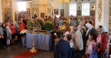 http://vestnikkladez.ru - Молебны на начало учебного года