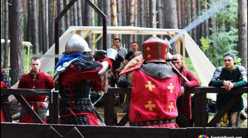 http://vestnikkladez.ru - Фестиваль исторической реконструкции и боевого фехтования «Княжий двор»