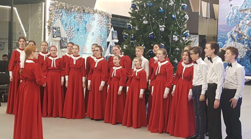 http://vestnikkladez.ru - «На святки поем колядки»
