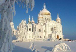 Зимний слет православной молодежи