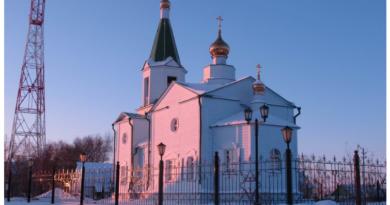 http://vestnikkladez.ru - Успенский храм села Селиярово
